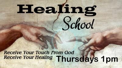 Healing School @ 1pm