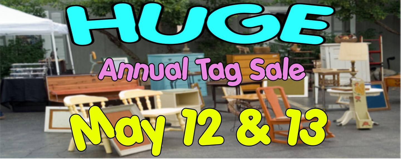 Tag Sale 2017