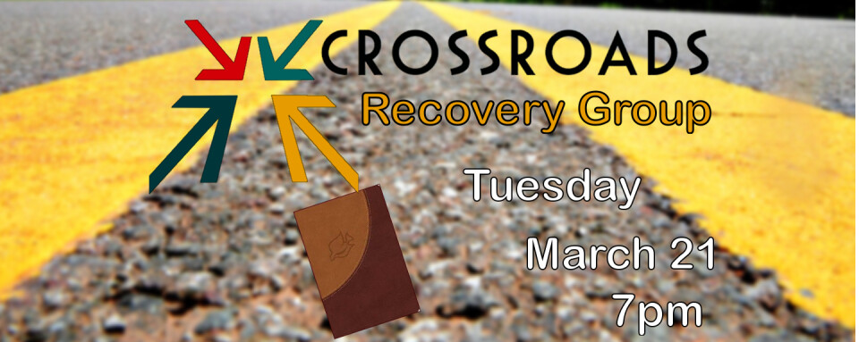 Crossroads 12 Step Recovery Program