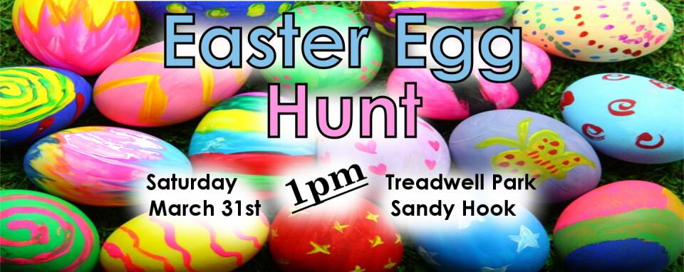 Easter Egg Hunt @1pm
