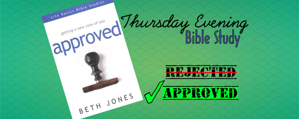 Thursday Woman's Bible Study @7:30pm