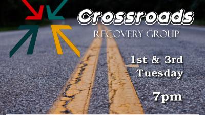 Crossroads 12 Step Recovery Program