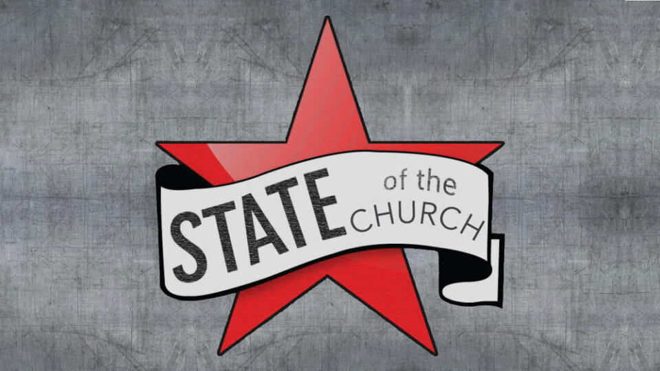 State of the Church 8:30am & 10:15am